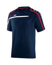 JAKO T-Shirt Performance marine/wit/rood