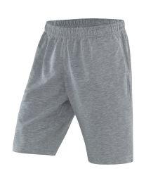 JAKO Jogging shorts Classic Team grijs gemeleerd