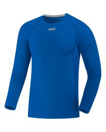 JAKO Shirt Compression 2.0 LM royal