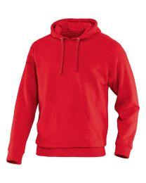 JAKO Sweater met kap Team rood
