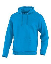 JAKO Sweater met kap Team JAKO blauw