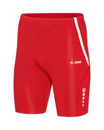 JAKO Korte tight Athletico rood/wit