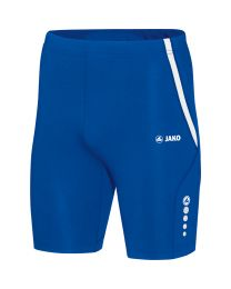 JAKO Korte tight Athletico royal/wit