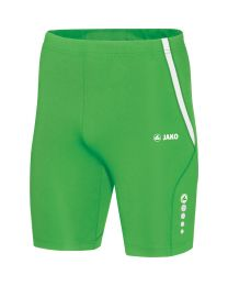 JAKO Korte tight Athletico zachtgroen/wit