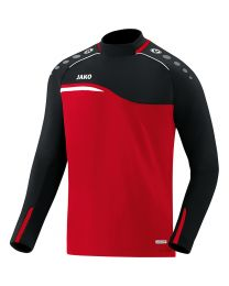 JAKO Sweater Competition 2.0 rood/zwart