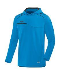 JAKO Sweater met kap Prestige JAKO blauw/antraciet
