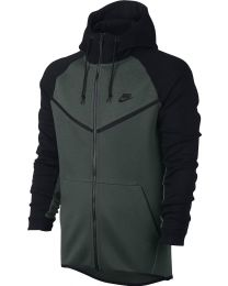 Nike Tech Fleece Hoodie Outdoor Green