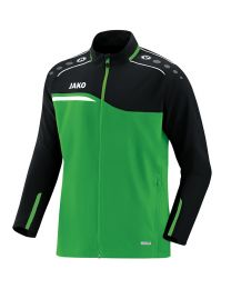 JAKO Vrijetijdsvest Competition 2.0 soft groen/zwart