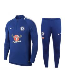 Nike Chelsea Dry Squad Drill Trainingspak 2017-2018 2017-2018 Rush Blue