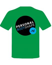 Shirt Personal Body Shape Groen