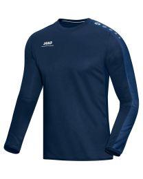 Jako Striker Sweater Marine Nachtblauw