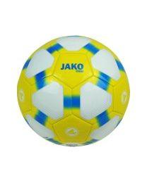 JAKO Lightbal Striker 32 p./machinegenaaid wit/geel/JAKO blauw-290g