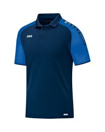 Jako Champ Polo Marine Royal