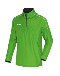 Jako Team Reversible Sweat Zachtgroen Zwart