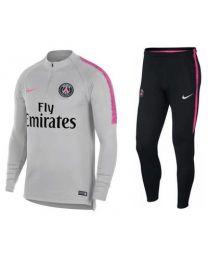 Nike PSG Y NK DRY SQD DRIL SUIT Grijs