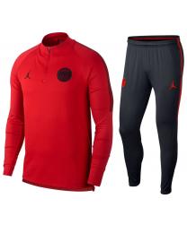Nike PSG M NK DRY SQD DRIL SUIT CL (JORDAN)