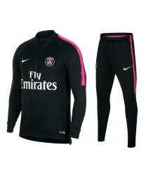 Nike PSG Y NK DRY SQD DRIL SUIT Zwart Roze