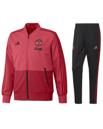 Adidas MUFC PRE SUIT Core Pink