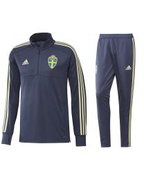 Zweden Trainingspak Senior WK 2018-2019